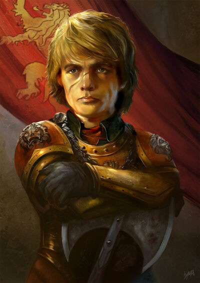 Tyrion Lannister Cover1