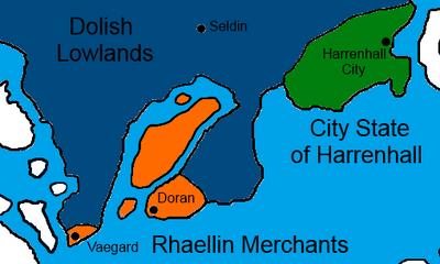 Harrenhall Region