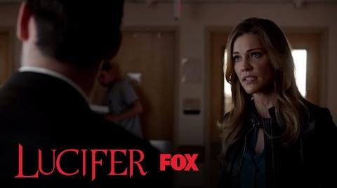 Charlotte Gives Lucifer An Idea On How To Save Chloe Season 2 Ep. 13 LUCIFER