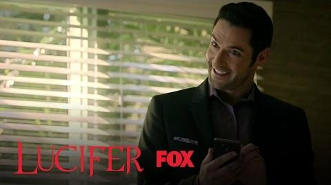 Lucifer Is Very Distracted With Sex Words With Friends During Therapy Season 2 Ep