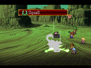 Squall Eternal Blue Complete