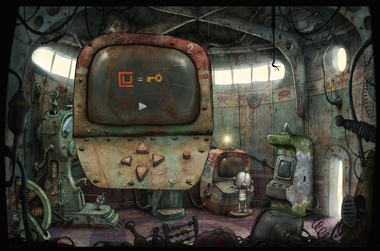 Machinarium: Elevator (Walkthrough) (PC, PS3, Android, iPad ...