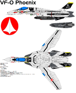 VF0S Fighter Top-Left