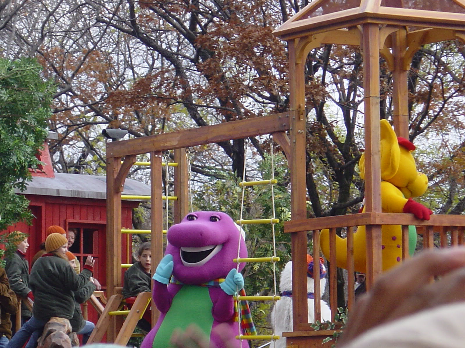 1999 macy's thanksgiving day parade