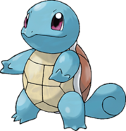 Pokémon Squirtle art