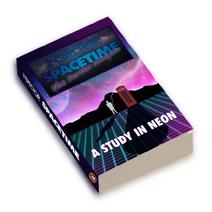 Inspector Spacetime Novelisation-mockup