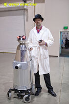 IS Cosplay-Wizard World Reno