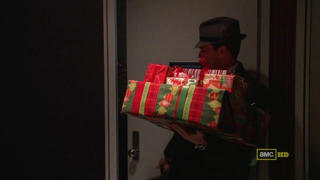 File:Christmas comes but once a year presents don d.jpg