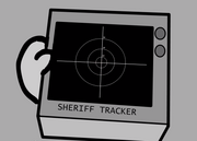 Sceriff Tracker