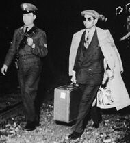 Lucky Luciano vuelve a Sicilia
