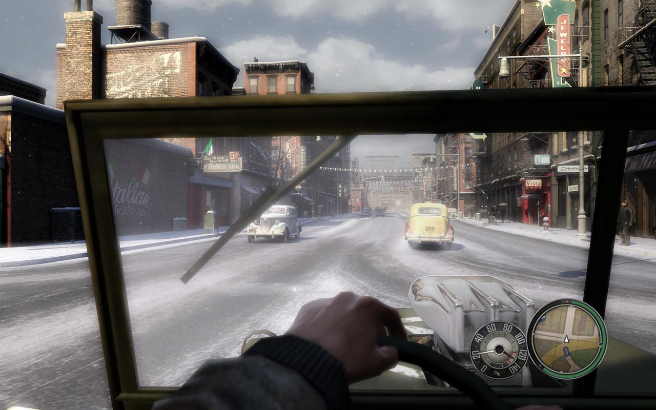 Mafia  Car Driving
