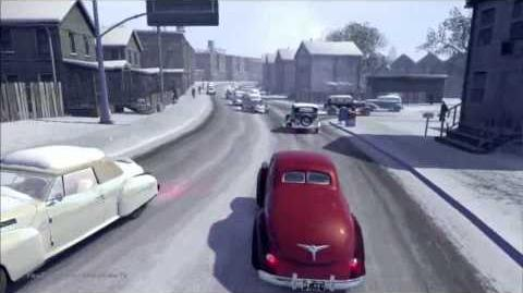 Mafia 2 - E3 2009 Walkthrough