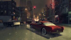 Mafia-ii roadblock vs Dezilia