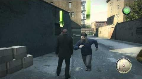 Mafia II DLC Jimmy's Vendetta Gameplay Trailer