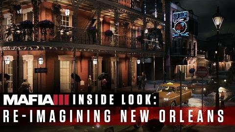 Mafia III Inside Look – Re-imagining New Orleans 1968