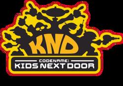 Kids Next Door title