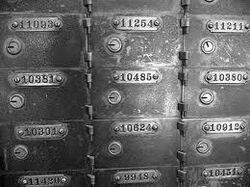 Noir safedepositbox