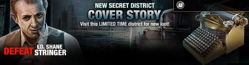 Promo Secret District 32 lootBandit