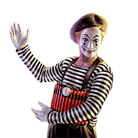 Huge item mime 01