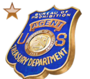Bureau Badge