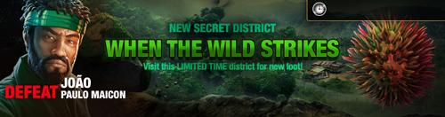 Promo Secret District 21 lootBandit