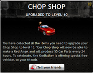 Chop Shop Level 10