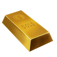 gold bar black background - photo #25