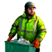 Item Garbage Man-04