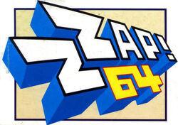 Zzap64-logo