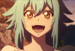 Pipirika's face (Anime)