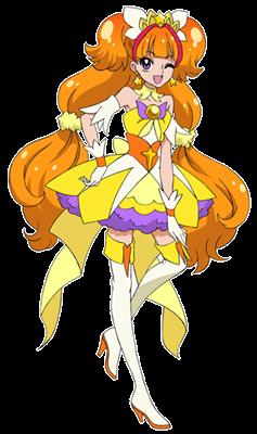 Go! Princess Pretty Cure Cure Twinkle pose3