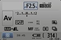 InfoDisplayShooting-550D