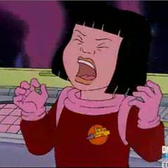 Frustrated Wanda