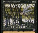 Zanzara delle Paludi (Swamp Mosquito)