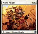 Cavaliere Bianco (White Knight)