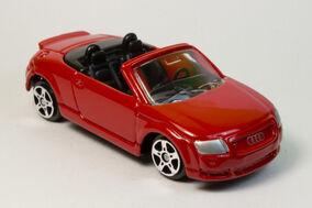 Audi TT Roadster 2012 anwar