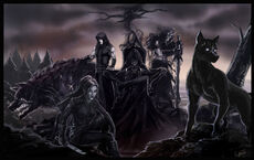 Throne of Shadow by Shadaan