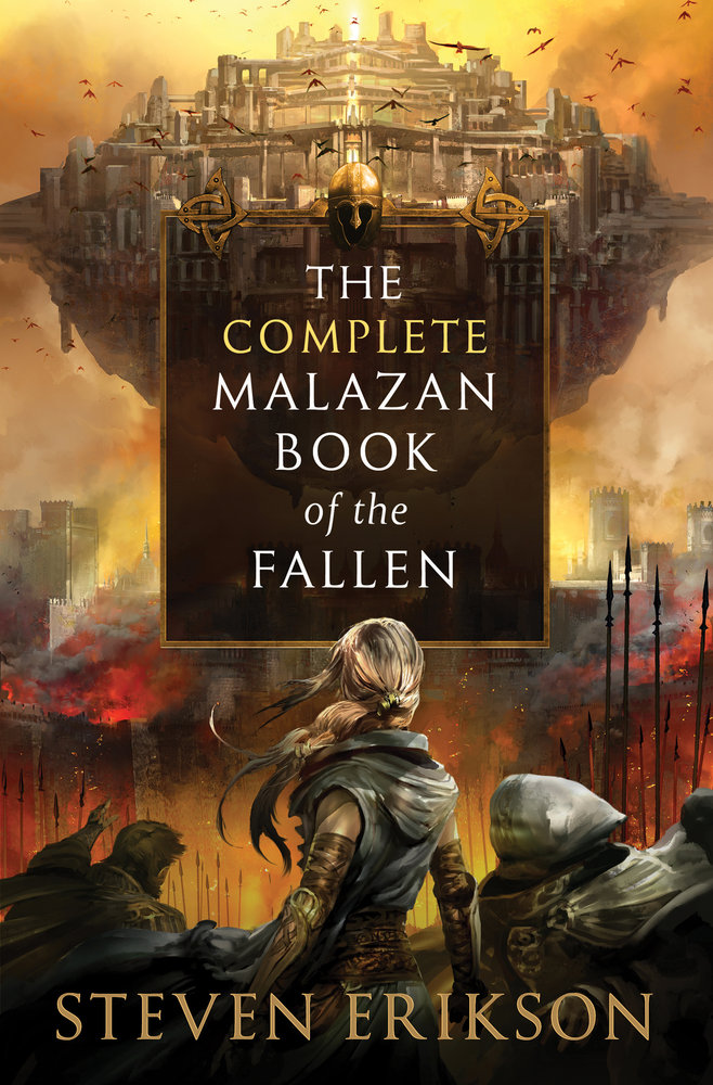 Malazan Book Of The Fallen Malazan Wiki Fandom Powered By Wikia