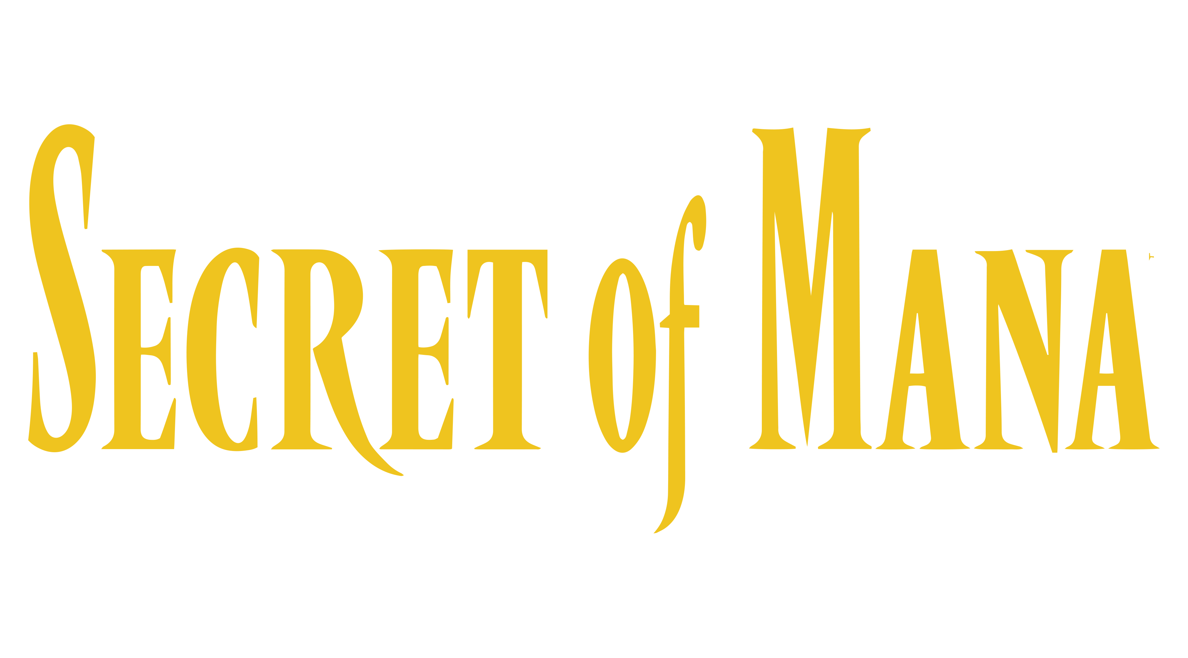 Mandala Secret of Mana Secret of Mana
