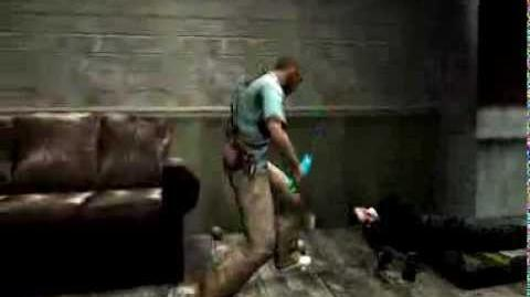 Manhunt 2 PC - Vending Machine and Dumpster Bugged Execution Animations (2nd Edition)