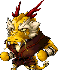 Mob Gold Dragon
