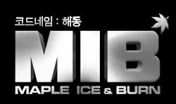 Maple Ice & Burn