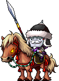 Mob Infernal Rider