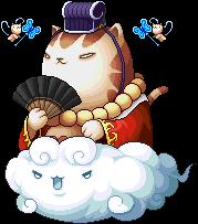 Mob King Sage Cat