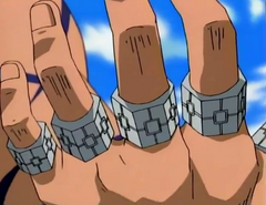 Body Hardener Anime