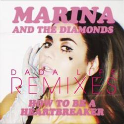 How to Be a Heartbreaker (Dada Life Remixes) artwork