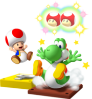 200px-Toad and Yoshi - Mario Party 9