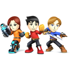 The Mii Fighters