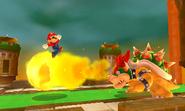 Bowser Super Mario 3DS