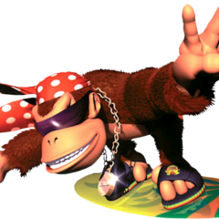 Funky Kong from <i><a href=